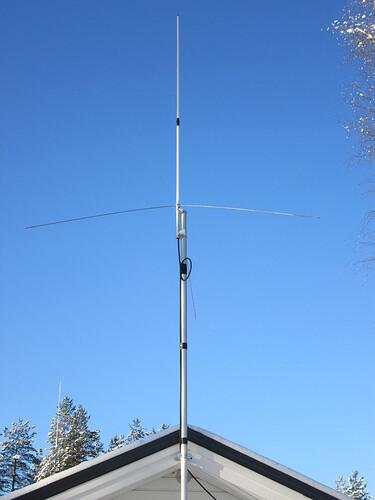 V-2000 antenni