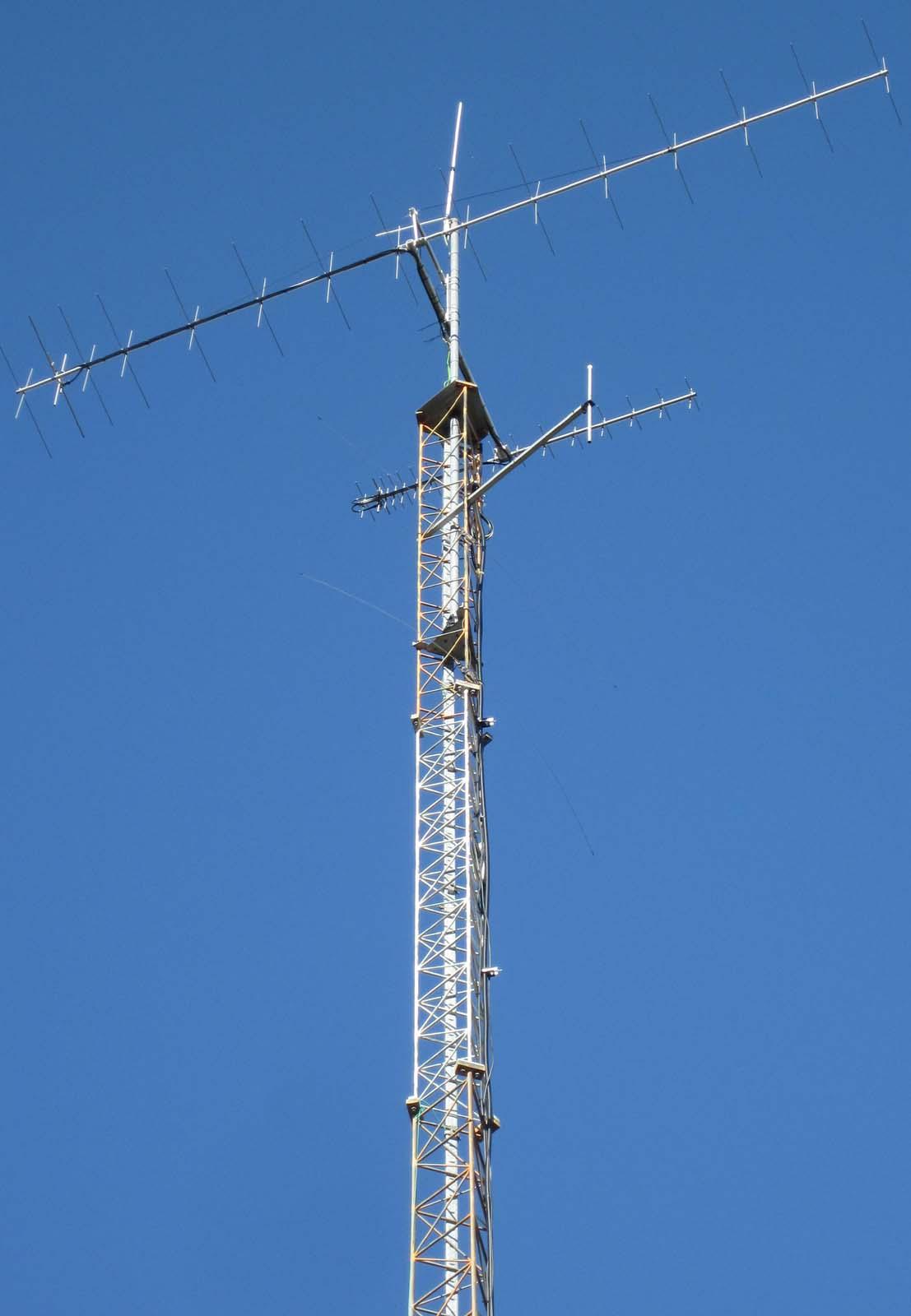 paras tapa kytkeä CB antenni